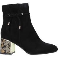 kengät Naiset Nilkkurit Café Noir LA542 Musta