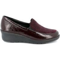 kengät Naiset Mokkasiinit Grunland SC4775 Punainen