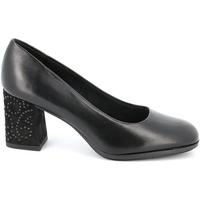 kengät Naiset Korkokengät Grunland SC4756 Musta