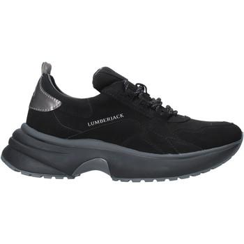kengät Naiset Matalavartiset tennarit Lumberjack SW56811 001 S03 Musta