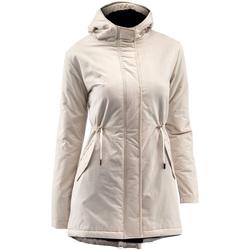 vaatteet Naiset Takit Lumberjack CW37821 004 513 Beige