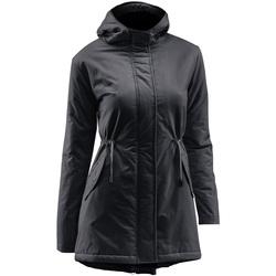 vaatteet Naiset Takit Lumberjack CW37821 004 513 Musta