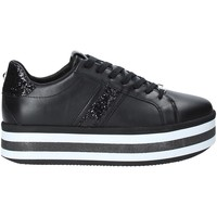 kengät Naiset Matalavartiset tennarit Apepazza 9FICP01 Musta