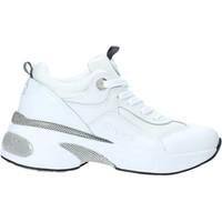 kengät Naiset Matalavartiset tennarit Onyx W19-SOX514 Valkoinen