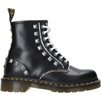 kengät Naiset Nilkkurit Dr Martens DMS1460BRVS25202001 Musta