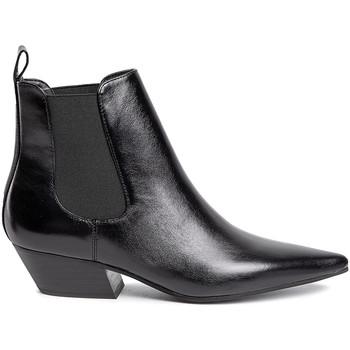 kengät Naiset Nilkkurit Calvin Klein Jeans B4E6262 Musta