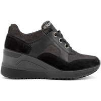 kengät Naiset Matalavartiset tennarit IgI&CO 4143133 Musta