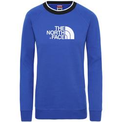 vaatteet Naiset Svetari The North Face NF0A3L3NCZ61 Sininen