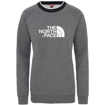 vaatteet Naiset Svetari The North Face NF0A3L3NDYY1 Harmaa