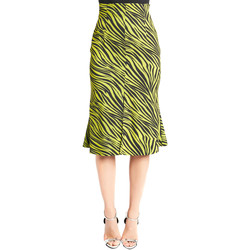 vaatteet Naiset Hame Denny Rose 921DD70009 Vihreä