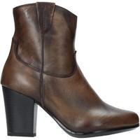 kengät Naiset Nilkkurit The Flexx E8012_02 Ruskea