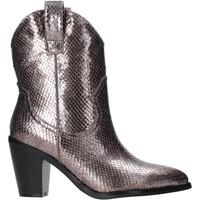 kengät Naiset Nilkkurit Gold&gold B19 GU22 Harmaa