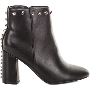 kengät Naiset Nilkkurit Gold&gold B19 GD151 Musta