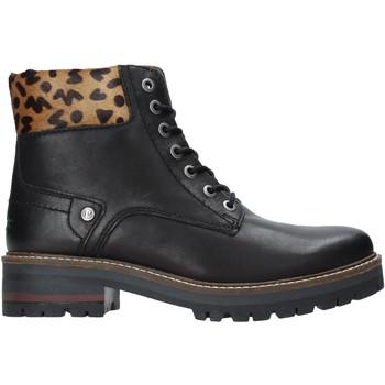 kengät Naiset Nilkkurit Wrangler WL92525A Musta
