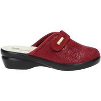 kengät Naiset Tossut Susimoda 6836 Punainen