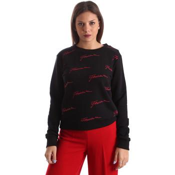 vaatteet Naiset Svetari Fracomina FR19FP961 Musta