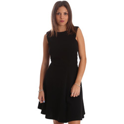 vaatteet Naiset Lyhyt mekko Fracomina FR19FP085 Musta