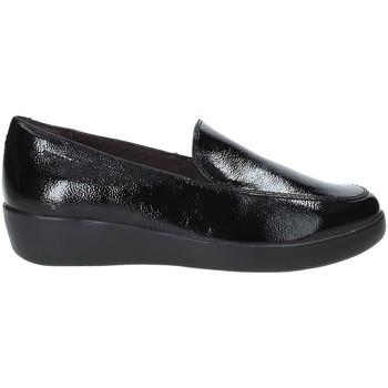 kengät Naiset Mokkasiinit Stonefly 109180 Musta