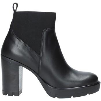 kengät Naiset Nilkkurit Janet&Janet 44832 Musta