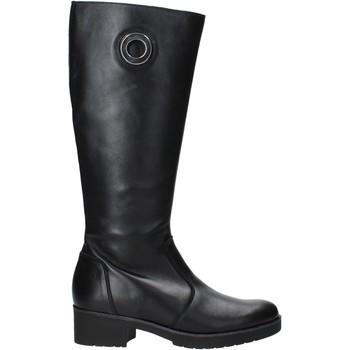 kengät Naiset Saappaat Susimoda 8956 Musta