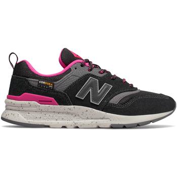 kengät Naiset Matalavartiset tennarit New Balance NBCW997HOB Musta