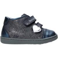 kengät Tytöt Korkeavartiset tennarit NeroGiardini A918001F Sininen