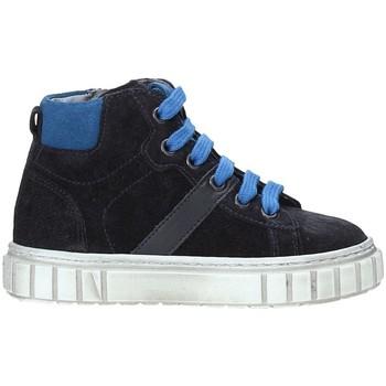 kengät Lapset Korkeavartiset tennarit NeroGiardini A923700M Sininen