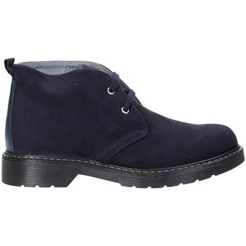 kengät Lapset Bootsit NeroGiardini A933671M Sininen