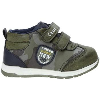 kengät Lapset Korkeavartiset tennarit Chicco 01062502000000 Vihreä