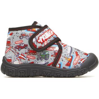 kengät Lapset Tossut Primigi 4445033 Harmaa