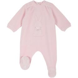 vaatteet Tytöt Jumpsuits / Haalarit Chicco 09021844000000 Vaaleanpunainen