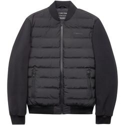 vaatteet Miehet Toppatakki Calvin Klein Jeans K10K104901 Musta
