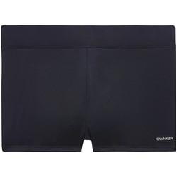vaatteet Miehet Uima-asut / Uimashortsit Calvin Klein Jeans KM0KM00418 Musta