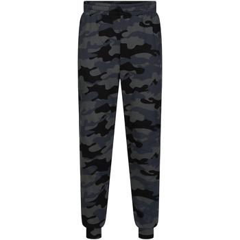 vaatteet Miehet Verryttelyhousut Calvin Klein Jeans 00GMH9P683 Musta
