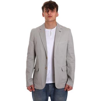 vaatteet Miehet Takit / Bleiserit Gaudi 011BU35025 Harmaa