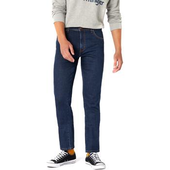 vaatteet Miehet Farkut Wrangler W12S8311U Sininen