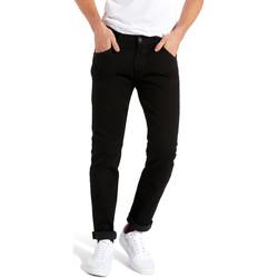 vaatteet Miehet Slim-farkut Wrangler W14XHP19A Musta