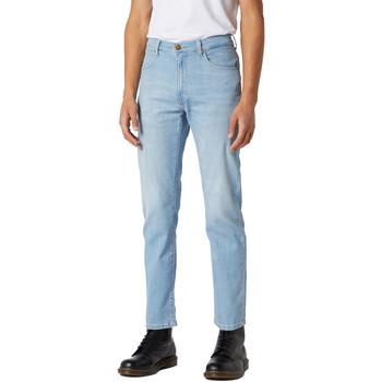 vaatteet Miehet Farkut Wrangler W12OQ1159 Sininen