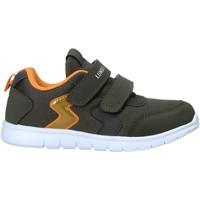 kengät Lapset Matalavartiset tennarit Lumberjack SB55112 002 M67 Vihreä