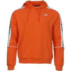 vaatteet Miehet Svetari Fila 687708 Oranssi