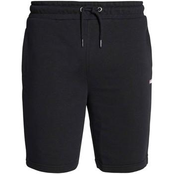 vaatteet Miehet Shortsit / Bermuda-shortsit Fila 688167 Musta