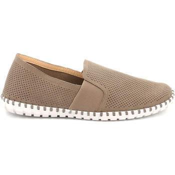 kengät Miehet Tennarit Grunland SC4918 Beige