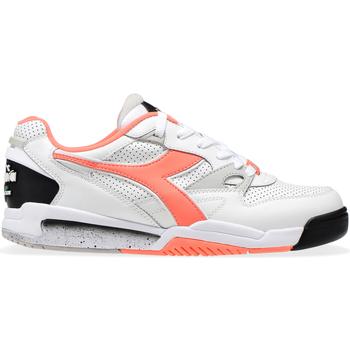 kengät Miehet Matalavartiset tennarit Diadora 501173079 Oranssi