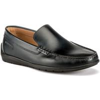 kengät Miehet Mokkasiinit Lumberjack SM40602 003 B01 Sininen