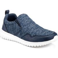kengät Miehet Mokkasiinit Lumberjack SM54302 002 U22 Sininen