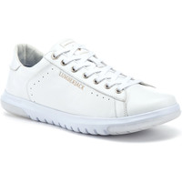 kengät Miehet Matalavartiset tennarit Lumberjack SM88912 001 B38 Valkoinen