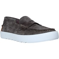 kengät Miehet Mokkasiinit Lumberjack SM69814 001 A01 Harmaa