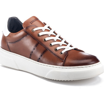 kengät Miehet Matalavartiset tennarit Lumberjack SM89612 001 B09 Ruskea