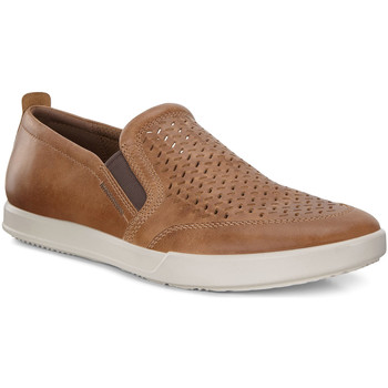 kengät Miehet Tennarit Ecco 53628402291 Ruskea