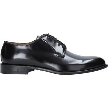 kengät Miehet Derby-kengät Rogers 1019_5 Musta